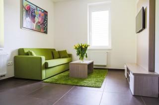 Dvojizbový apartmán Prémium