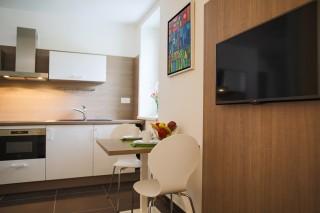 Jednoizbový apartmán Štandard